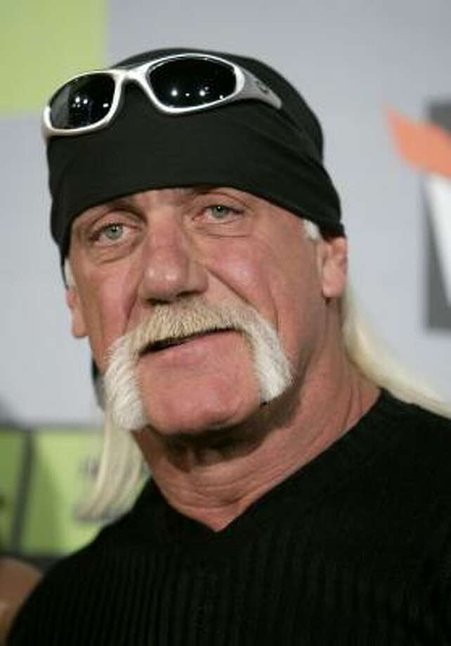 Hulk Hogan (1953) Photo: MATT SAYLES, AP