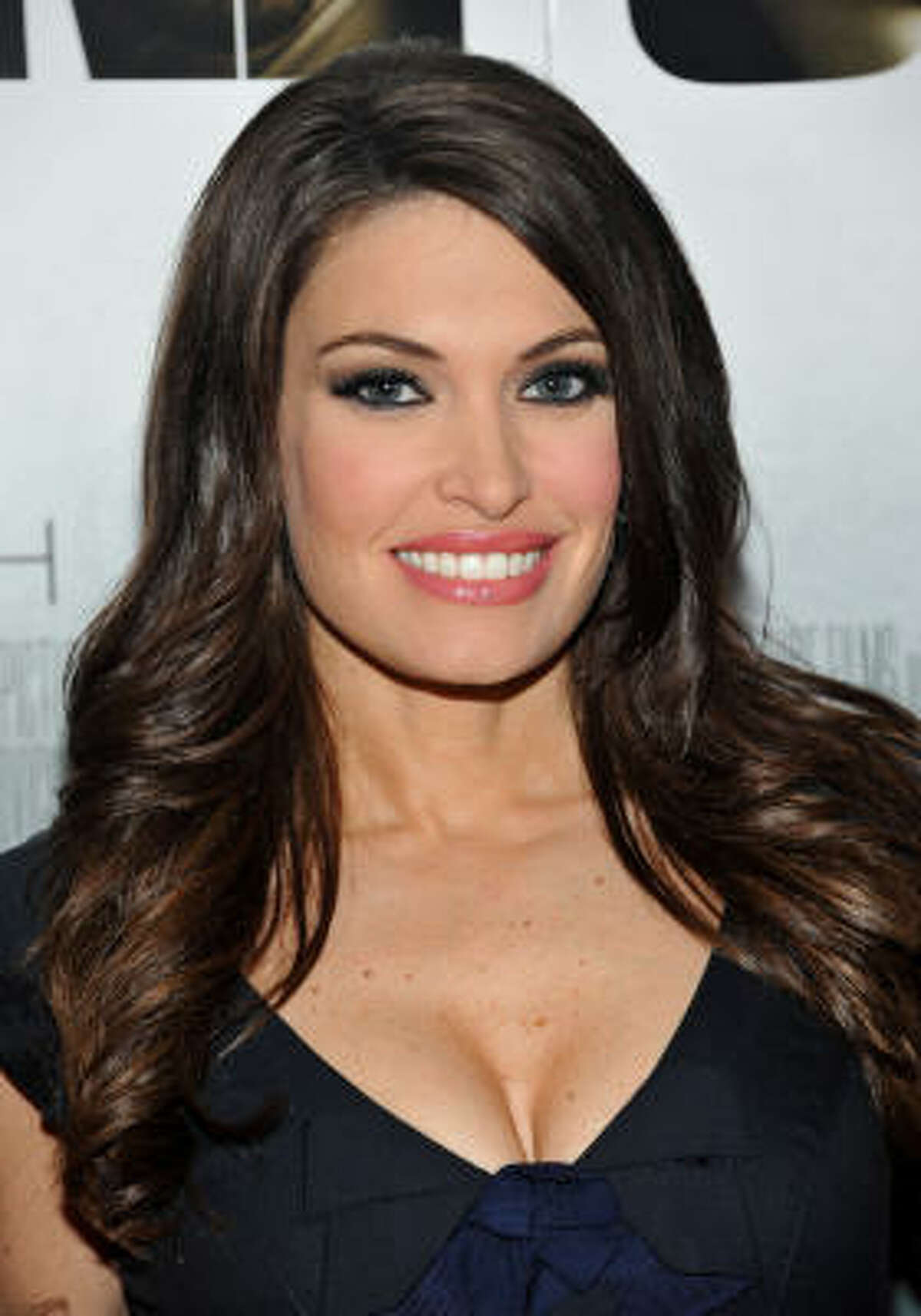 Kimberly Guilfoyle gave birth to a son named Ronan in 2006.
