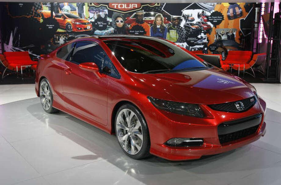 Honda plans to boost performance in Honda Civic - Houston