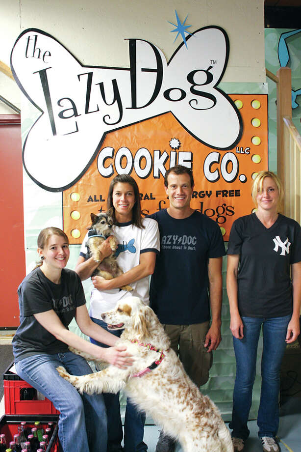 The Lazy Cookie Dog Company concocts healthy and tasty dog treats for furry companions. (Photos by Paul Barrett/Life@Home) Read the story  here