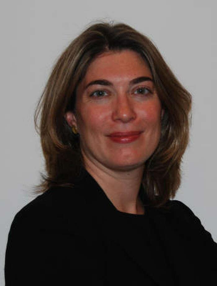 Claudia Schmuckli has been named Blaffer Gallery's new director. Photo: Blaffer Gallery