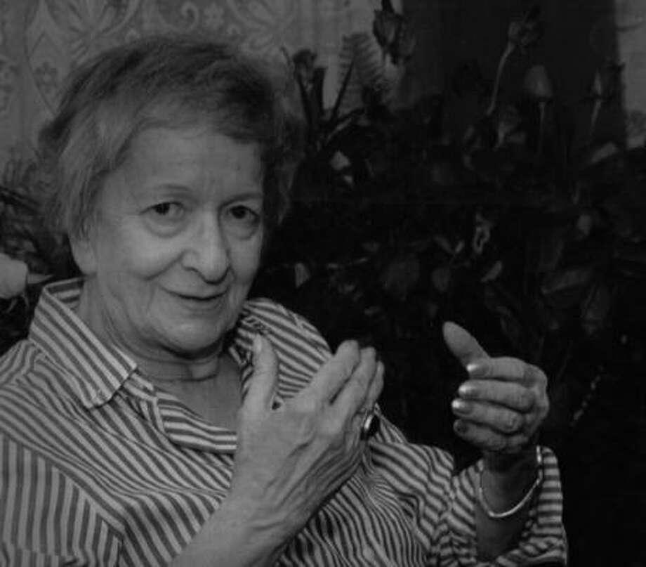 Polish poet Wislawa Szymborska won the Nobel Prize for Literature in 1996. Photo: CZAREK SOKOLOWSKI, Associated Press