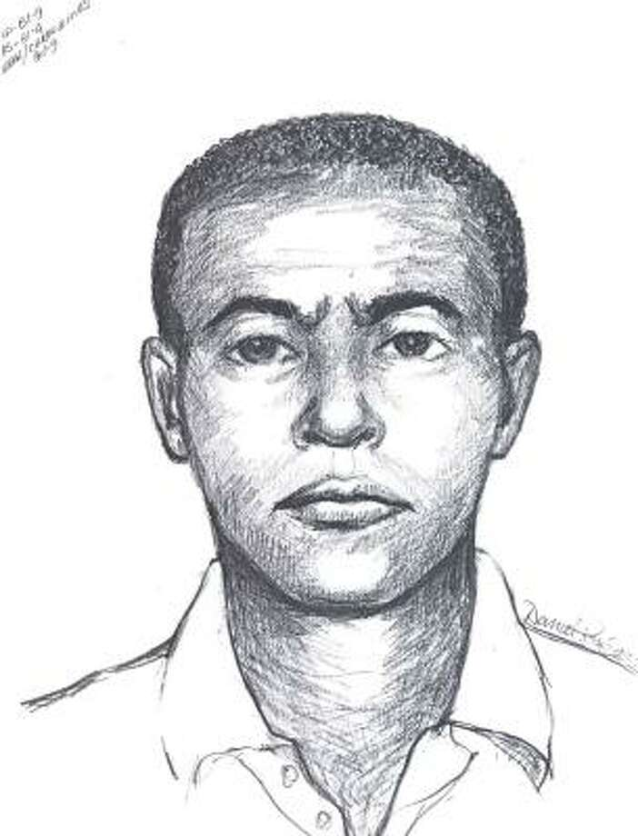 This is a composite sketch of the suspect, based on descriptions provided by victims. Photo: Baytown Police Department