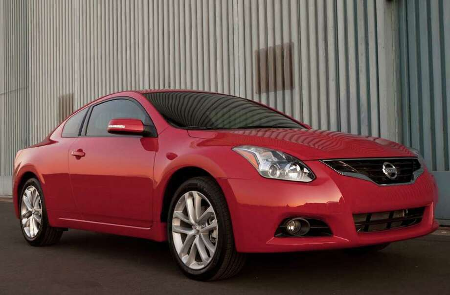 "Nissan Altima coupeWhat Edmunds said: ""The Nissan Altima Coupe isn't especially attractive, fun to drive or practical. What's the point?""Source: Edmunds Photo: Nissan North America, COURTESY OF NISSAN NORTH AMERICA INC."