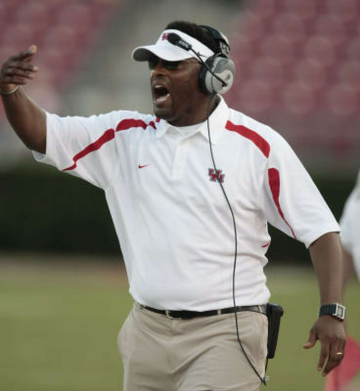 UH coach Kevin Sumlin had a debut to remember for the Cougars on Saturday.