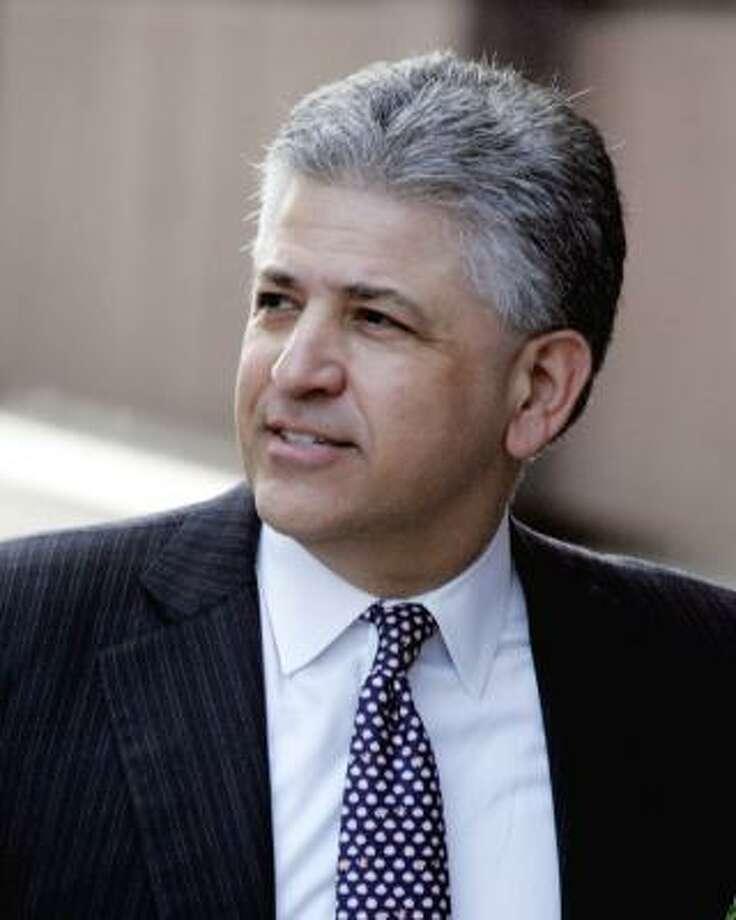 Dan Petrocelli,  attorney for former Enron executive Jeffrey Skilling. Photo: PAT SULLIVAN, AP