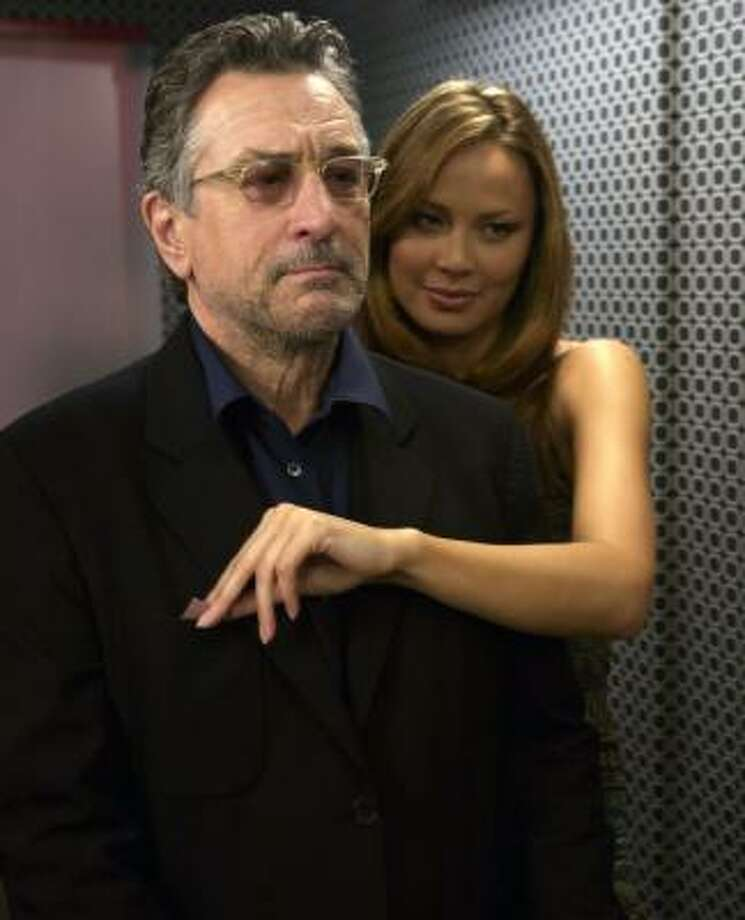 Robert De Niro and Moon Bloodgood star in What Just Happened. Photo: ASSOCIATED PRESS | MAGNOLIA PICTURES