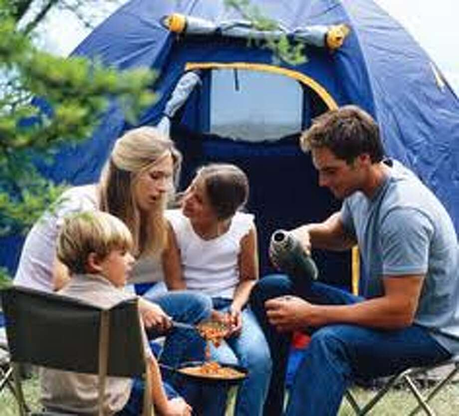 When camping with children, be sure to pay special attention to their safety. Teach them to recognize landmarks at the campsite and on hikes, have them wear whistles and know to remain where they are if lost and don?t forget the first-aid kit. (tsa.dhs.gov)