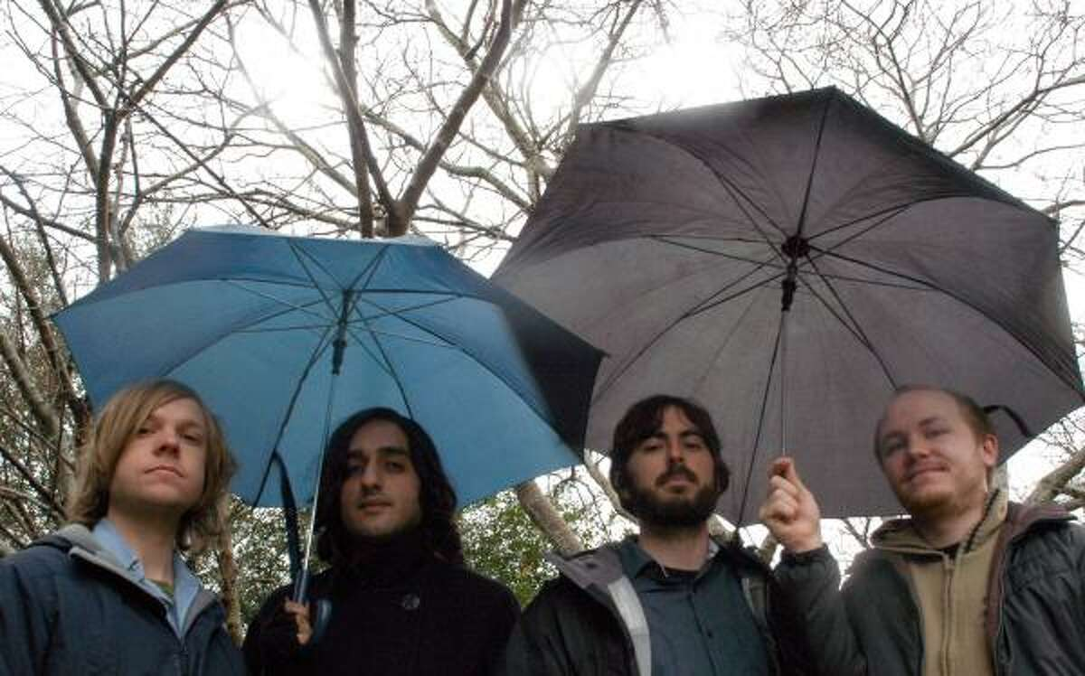 Explosions in the Sky performs at Numbers on Wednesday, March 7.