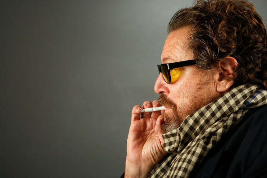 Director Julian Schnabel Photo: Mark Mainz, Getty Images