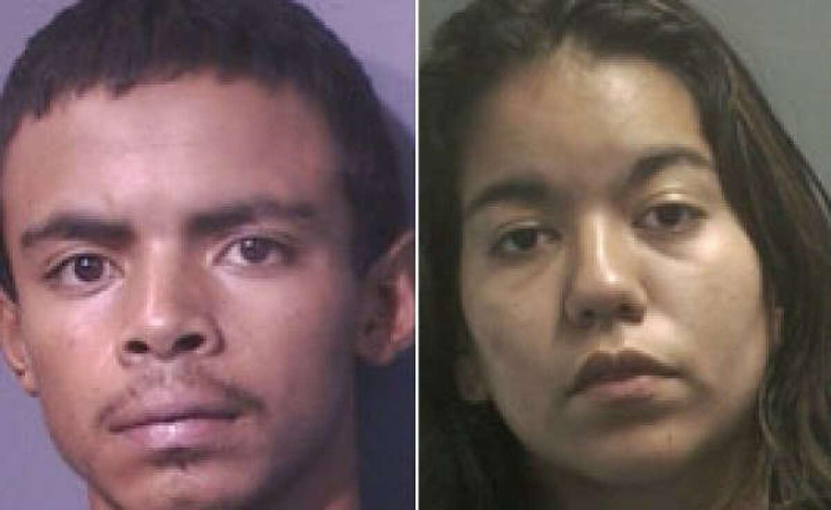 Investigators said Priscilla Rodriguez confessed to helping Gerson Funes-Reina put the body in a suitcase.