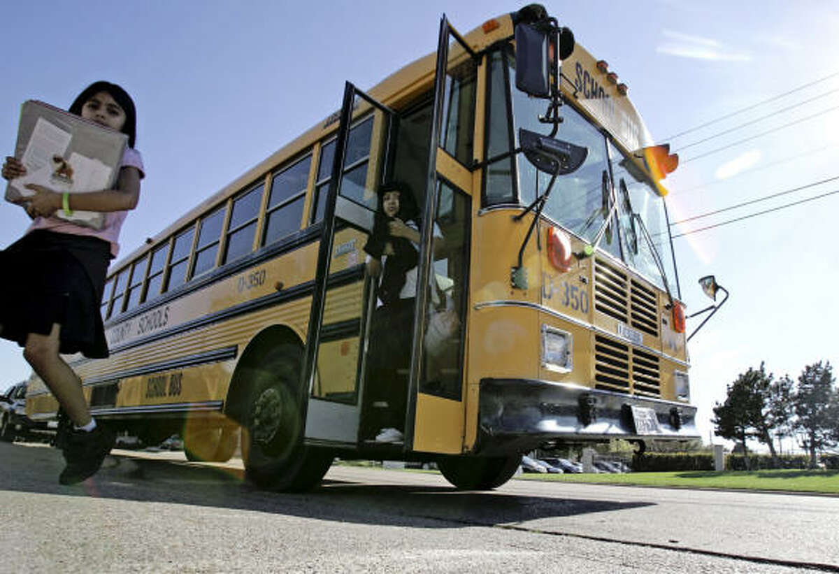 Texas drivers pay millions of dollars in fees every year so the state can clean up environmentally harmful vehicle emissions. But lawmakers have been diverting the revenue, leaving a fraction of the money for its intended purpose. And not a dime of it is spent on the Clean School Bus program, a grant program the Legislature adopted in 2005 as part of the emissions reduction initiative.