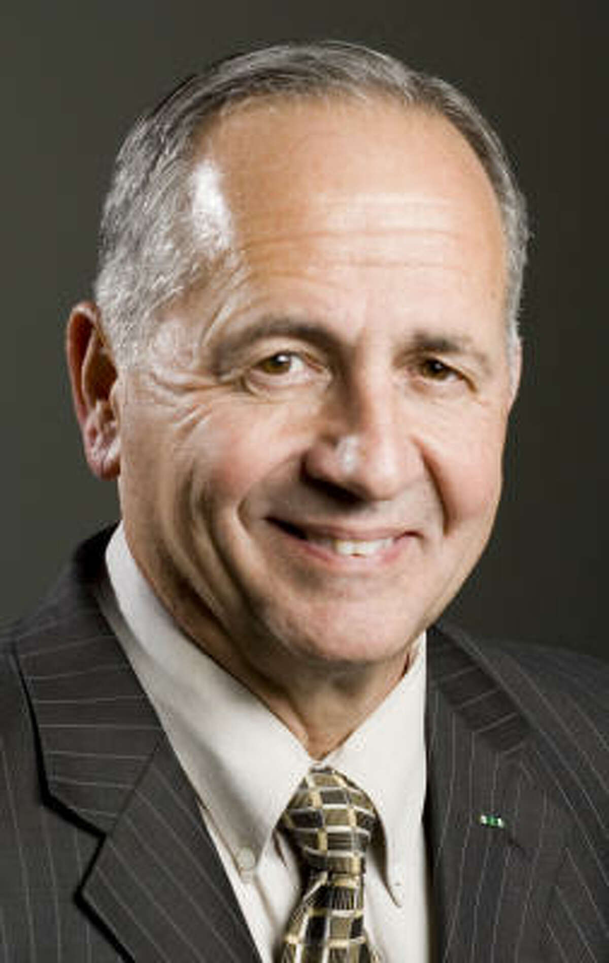 Harris County district attorney Republican candidate Jim Leitner.