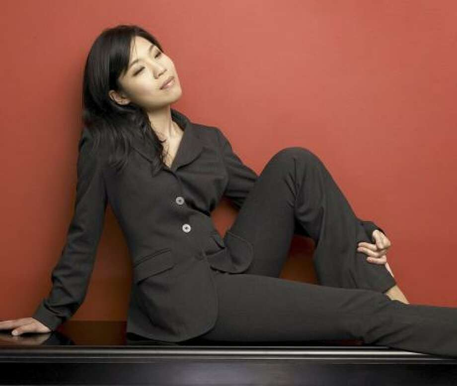 Joyce Yang was the silver winner of the 2005 Cliburn International Piano Competition. Photo: ICM ARTISTS