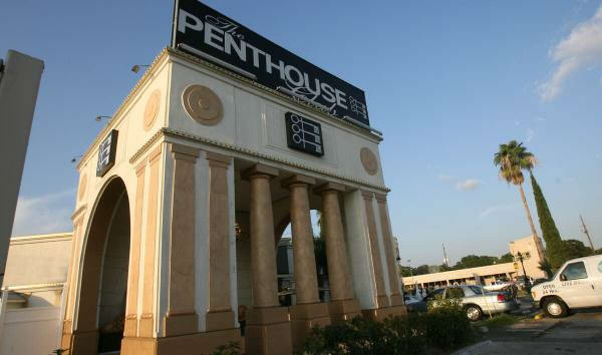 """The Penthouse Club moved to the top of the city's list because of a """"raft of criminal complaints,"""" lawyer Patrick Zummo said."""