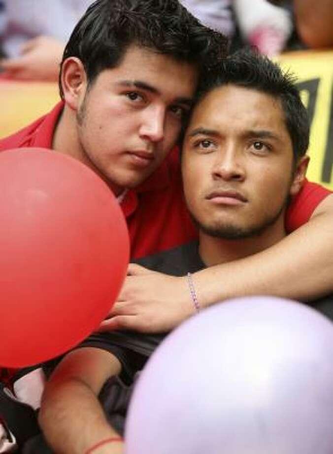 Union civil gay en mexico