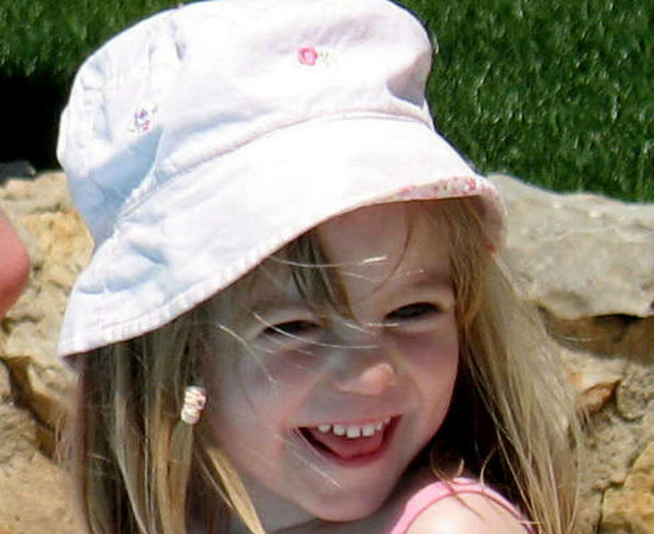 Madeleine McCann, 4, vanished on May 3 from her family's hotel room in Portugal. Photo: Family Photo