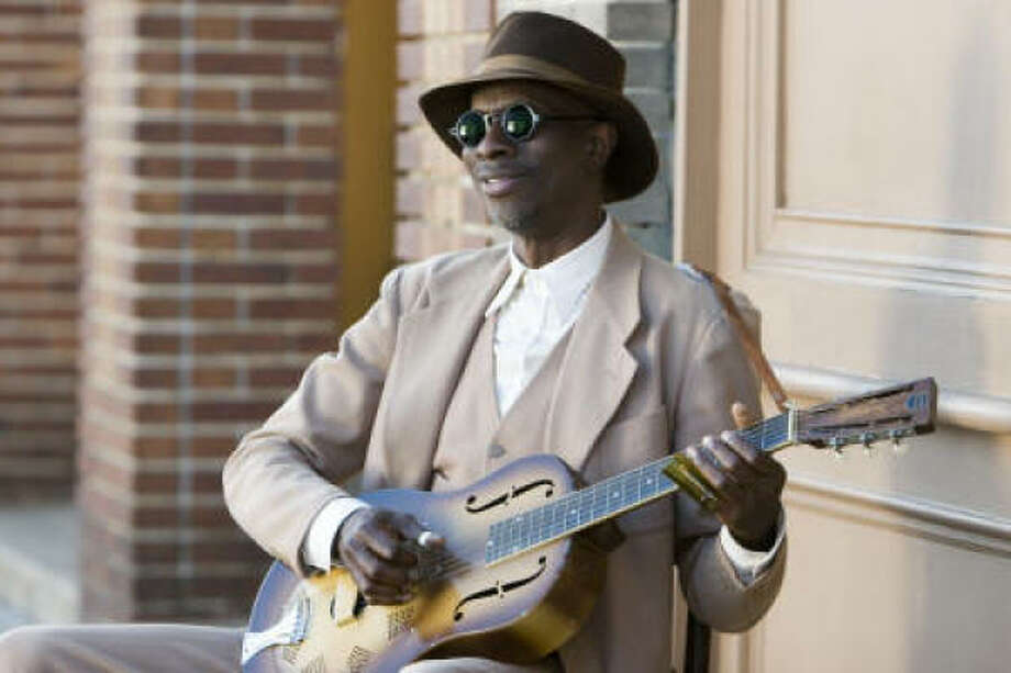 Keb' Mo' as Possum in Honeydripper. Photo: Emerging Pictures