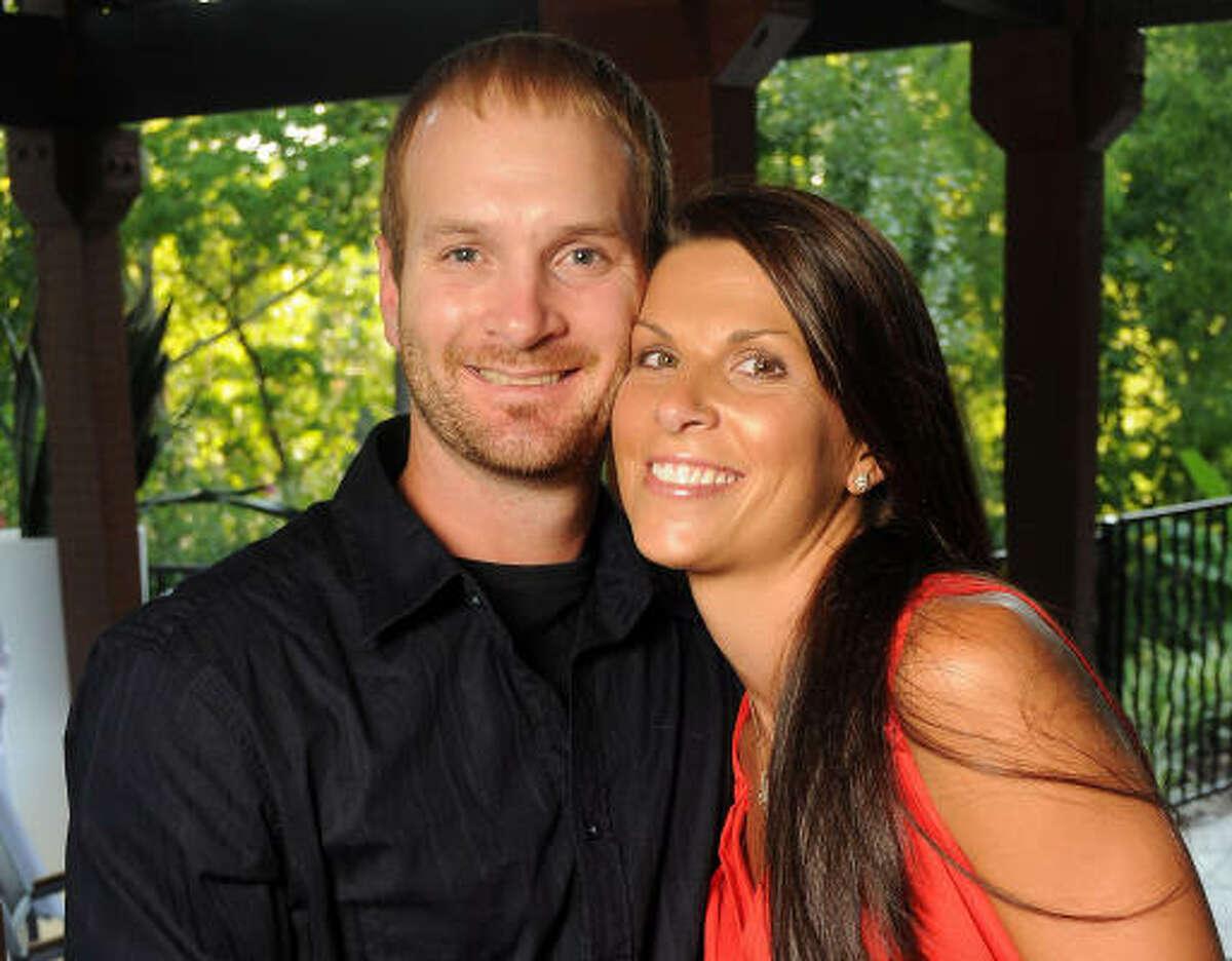 Jeff and Morgan Keppinger