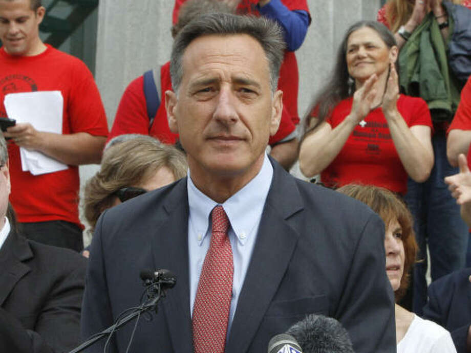 Peter Shumlin State: Vermont RSVP: No-- Shumlin has not publicly declared a religious tradition. Photo: Toby Talbot, Associated Press