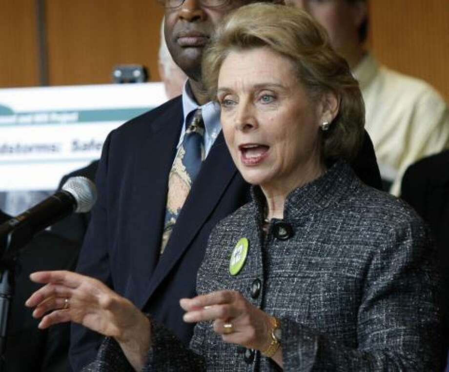 Christine Gregoire State: Washington RSVP: There in spirit. She will join in declaring Aug. 6 a day of prayer, according to Perry's spokeswoman. Photo: DEAN RUTZ, AP