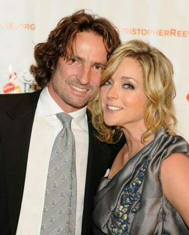 30 Rock star Jane Krakowski and Robert Godley had a baby in April. Photo: Stephen Lovekin, Getty Images