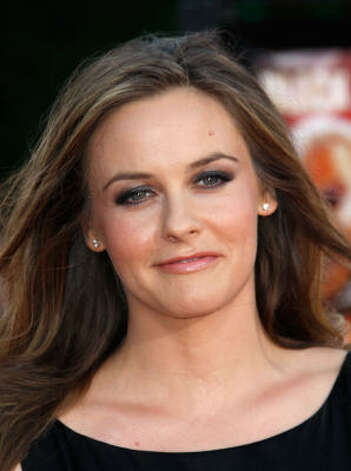 Alicia Silverstone gave birth to a boy named Bear Blu. Photo: Michael Buckner, Getty Images