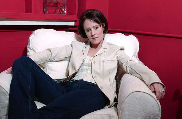 Mary Stuart Masterson just announced she's pregnant with twins. Photo: GINO DOMENICO, AP
