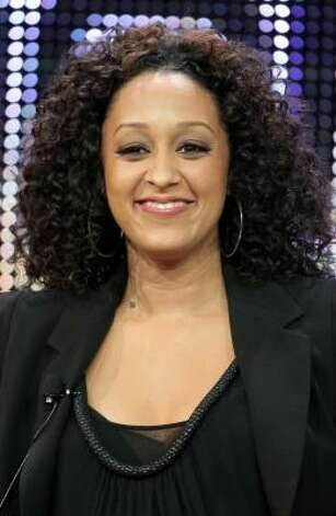 Actress Tia Mowry from Sister, Sister and her husband had a boy named Cree. Photo: Frederick M. Brown, Getty Images