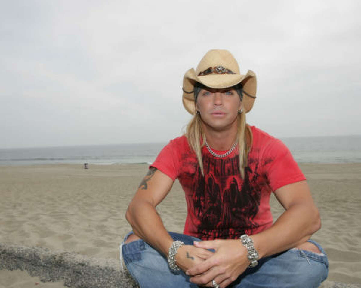 Bret Poison frontman Bret Michaels is a rock star on and off the stage. Hurricane Bret, however, shouldn't rock more than a baby's cradle.