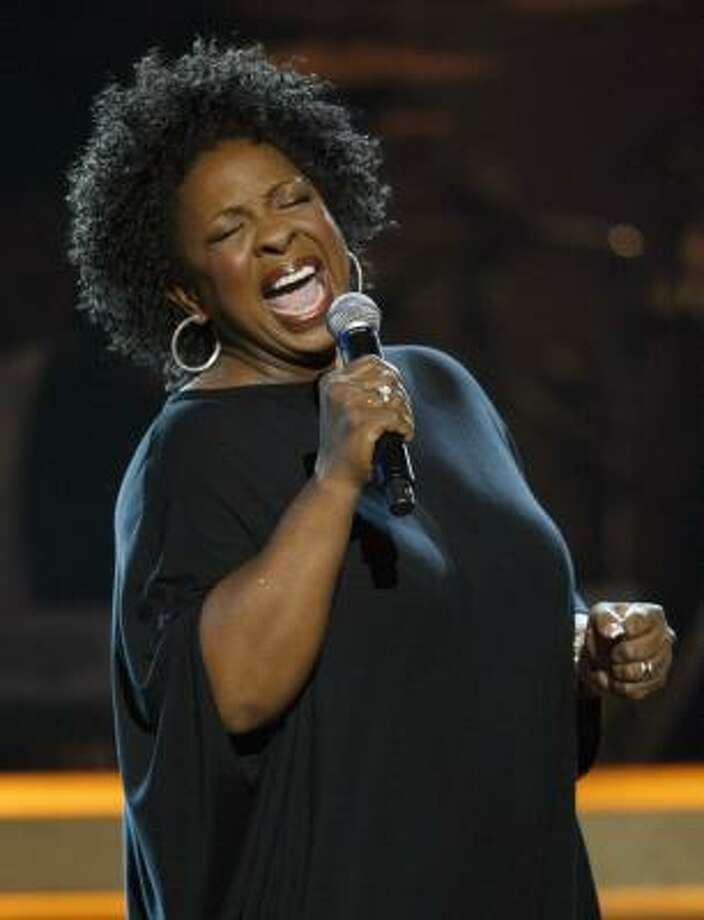 "After converting to Mormonism over a decade ago, Gladys Knight jokingly told the church's president, its ""prophet on earth,"" that the music was lame.  She now tours with the Saints Unified Voices and gives her testimony to sold-out crowds. Photo: Jacquelyn Martin, AP"