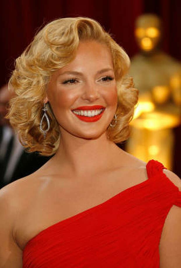 """Katherine Heiglwas a faithful Mormon through her 20s, before she was saving lives on """"Grey's Anatomy"""" and starring in hit movies like """"Knocked Up."""" She said she couldn't find a congregation she was comfortable in once she moved to L.A. Photo: Vince Bucci, Getty Images"""