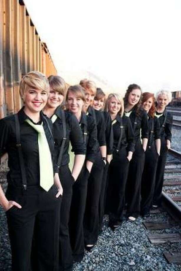 "The BYU all-female a cappella group Noteworthy competed in the NBC show ""Sing-Off"" in December. Photo: Noteworthy"