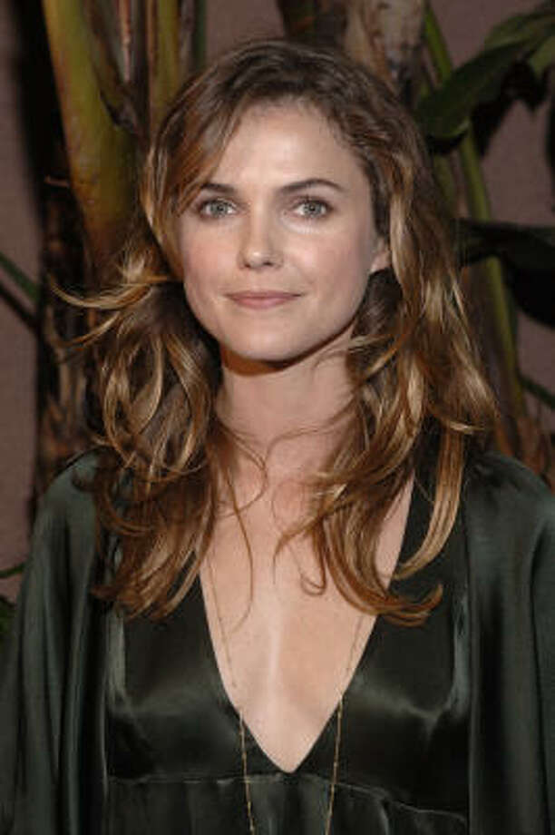 "Keri Russell, the actress who played curly-haired ""Felicity,"" grew up in Mesa, Ariz. where she was a member of the LDS Church until age 15. Photo: PHIL MCCARTEN, AP"