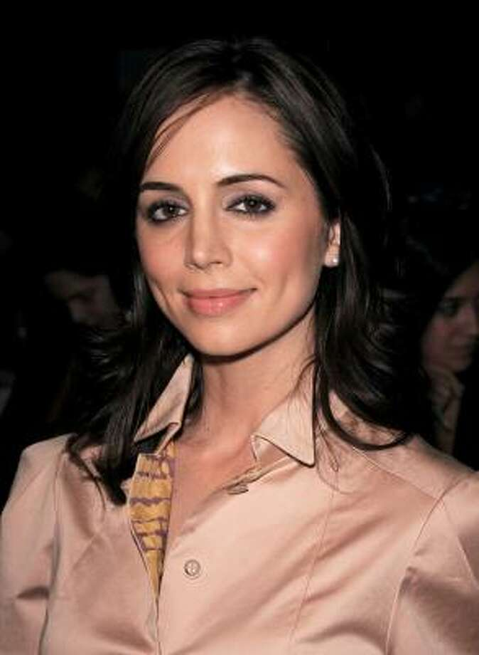 "Another Mormon-Vampire connection: Eliza Dushku, of ""Buffy the Vampire Slayer,"" ""Angel"" and ""Dollhouse,"" was raised Mormon, but no longer practices. Photo: Peter Kramer, AP"