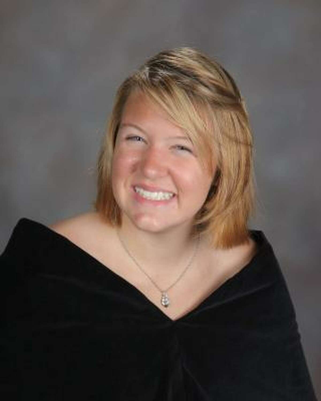 Elizabeth Gilbert, Alvin High SchoolClass rank: Valedictorian