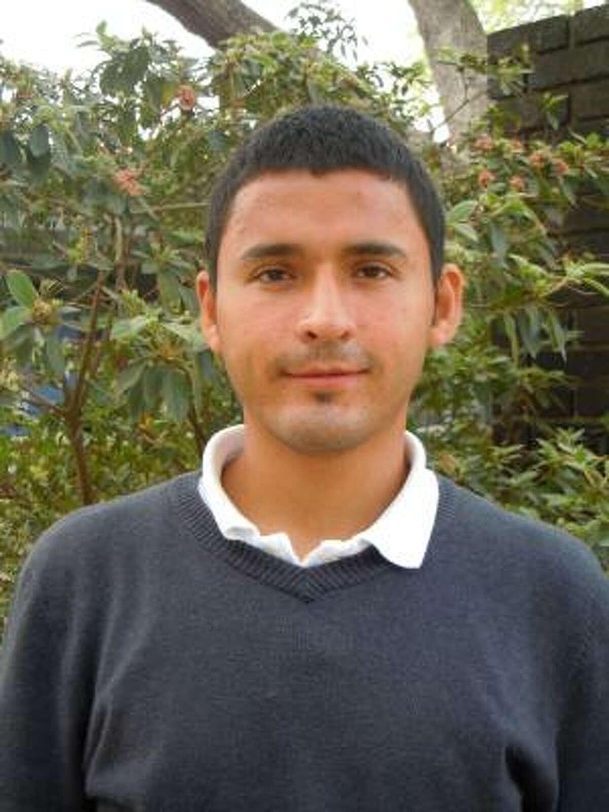 Fabian Medina, Alvin ISD's ASSETS AcademyClass rank: Valedictorian