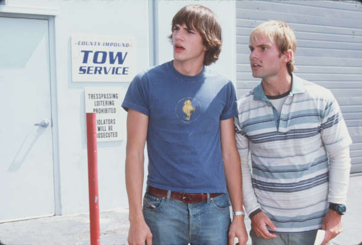 He's well known for his dumb-dude role in Dude, Where's My Car? (2000)