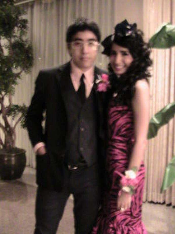Justin Martinez and Angel Hernandez Photo: Yajaira Hernandez