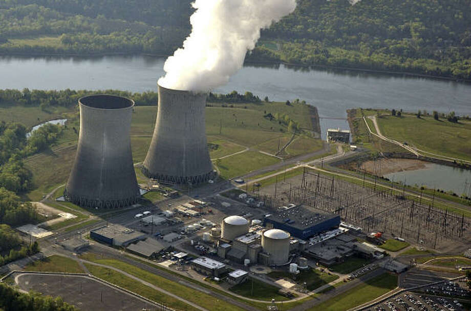 The costs of labor, raw materials and technology to build nuclear plants, like the Watts Bar Nuclear Plant in Spring City, Tenn., shown above, have all grown sharply over the years, and were never cheap to begin with. Photo: Associated Press