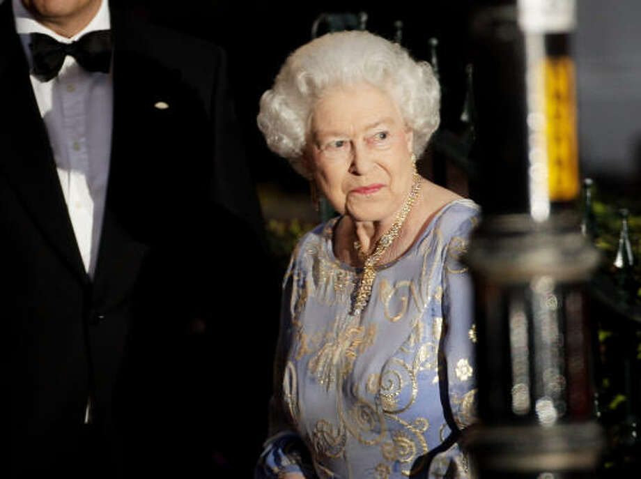 Queen Elizabeth II reportedly hosted the gala. Photo: Matthew Lloyd, Getty Images