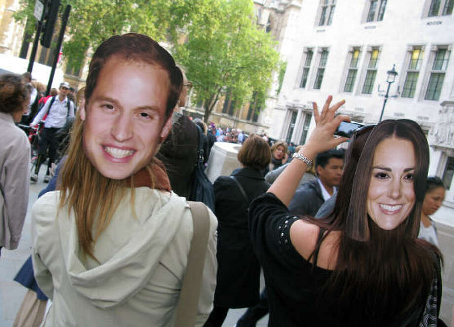 Fans have Will's and Kate's back — sort of. Photo: Gareth Cattermole, Getty Images