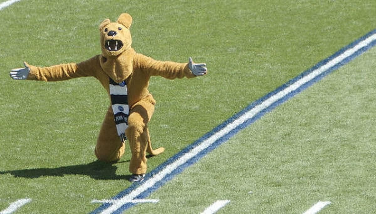 No 2 : Penn State According to Playboy: