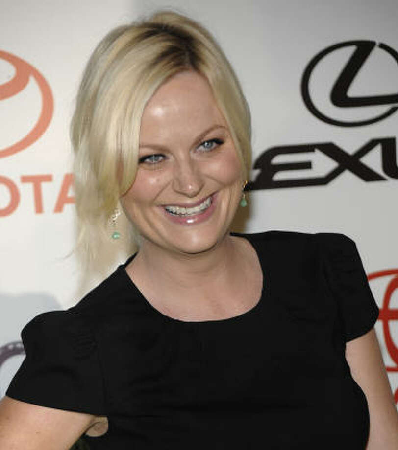 Amy Poehler, actress (Baby Mama) Photo: Dan Steinberg, AP