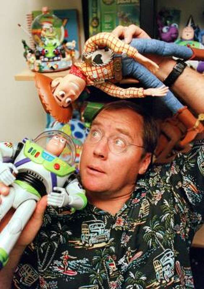 John Lasseter, head of Pixar Photo: RANDI LYNN BEACH, AP