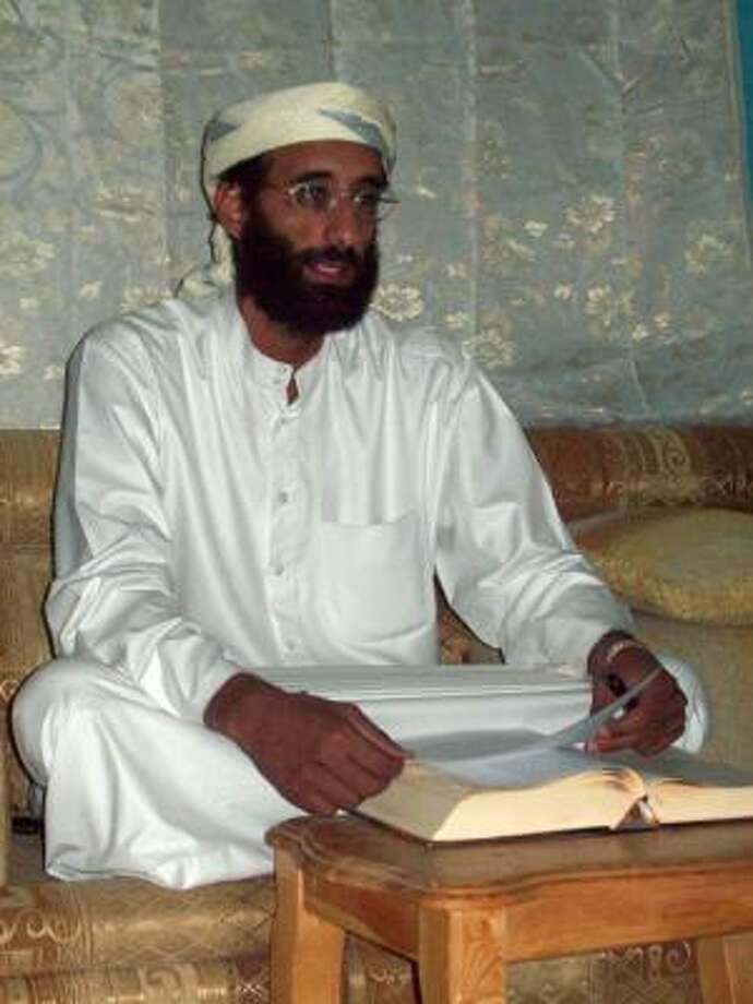 Imam Anwar al-Awlaki, American terrorist born in New Mexico Photo: Anonymous, AP