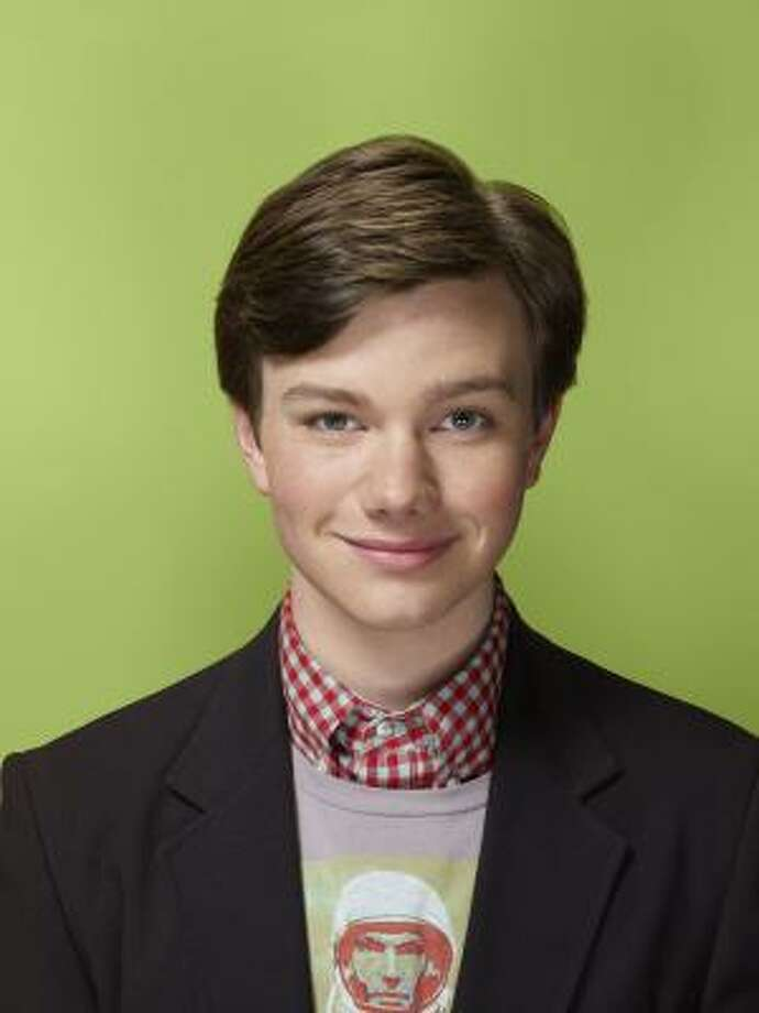 Chris Colfer, actor on Glee Photo: Matthias Clamer, FOX