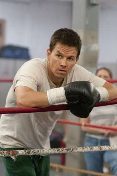 Mark Wahlberg, actor (The Fighter)