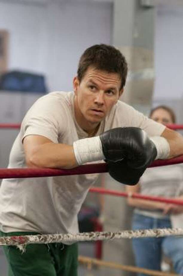 Mark Wahlberg, actor (The Fighter) Photo: JOJO WHILDEN