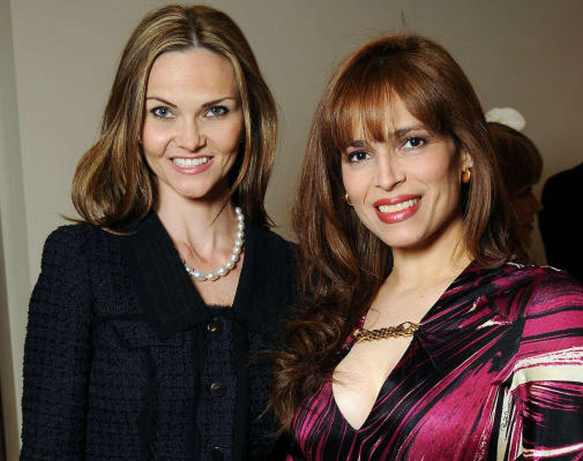 Gabriela Dror and Karina Barbieri